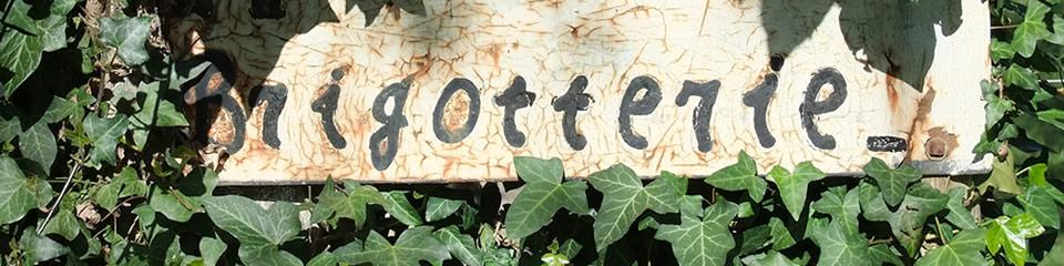 Pancarte La Brigotterie
